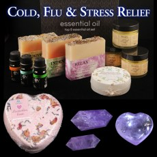 Cold, Flu and Stress Relief