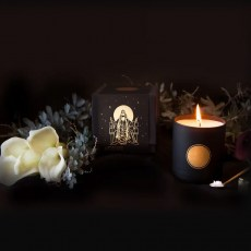 Soy Moon phase candles
