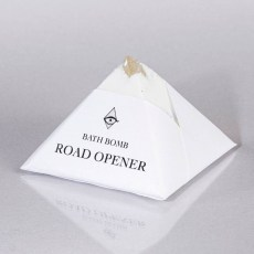 Bath Bomb with Crystal - ROAD OPENER