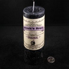 Witches Brew Original Pillar Candle