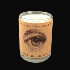 Wood-wrap Scented Votive - EYE