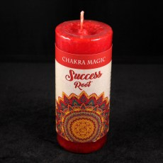 Root Chakra Success Candle