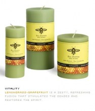 Clarity Aromatherapy Pillar