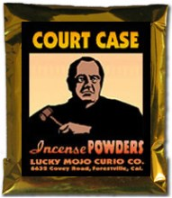 Court Case Incense