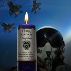 Flying Monkeys - Wicked Witch Mojo Candles