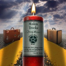 Makin' Tracks - Wicked Witch Mojo Candles