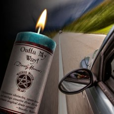 Outta My Way - Wicked Witch Mojo Candle