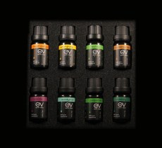Essential Oil Kit of 8 Oils