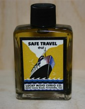 Safe Travel Hoo Doo Oil