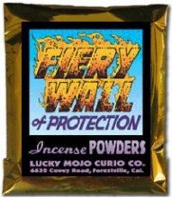 Fiery Wall of Protection Incense