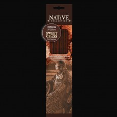 Native Collection Incense Sweetgrass