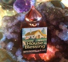 House Blessing oil