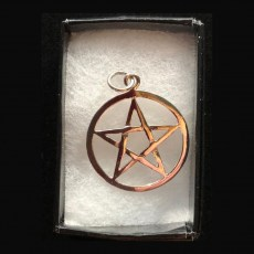 Pentagram Silver Included