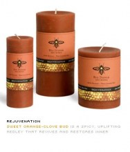 Rejuvination Aromatherapy Candle