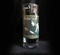 Protection Spell Candle Pillar